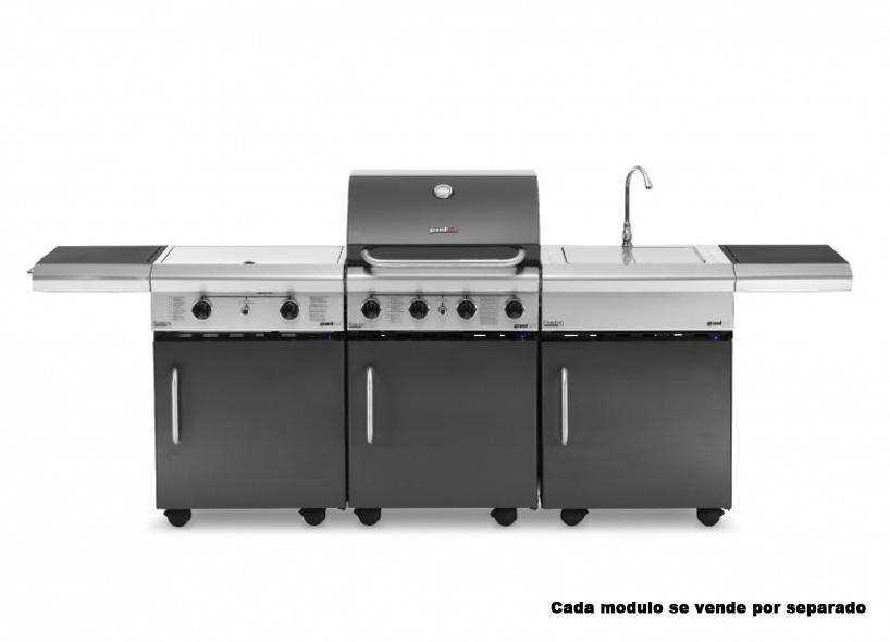 Freedom 440 fregadero barbacoas tienda online de for Barbacoas con fregadero