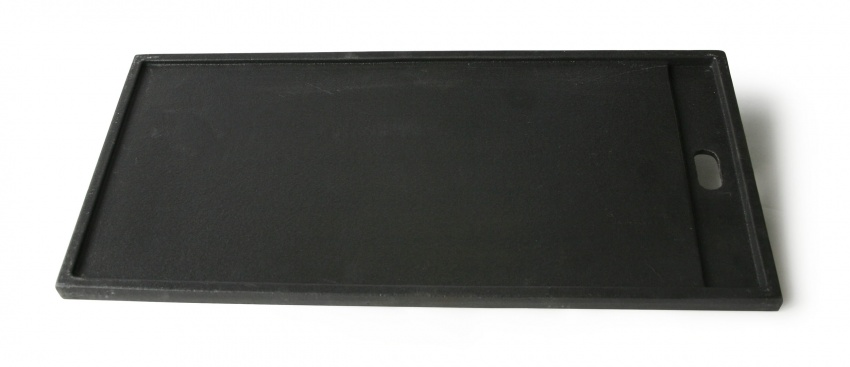 Reversible Cast Iron Hot Plate For T Grill The Barbecue