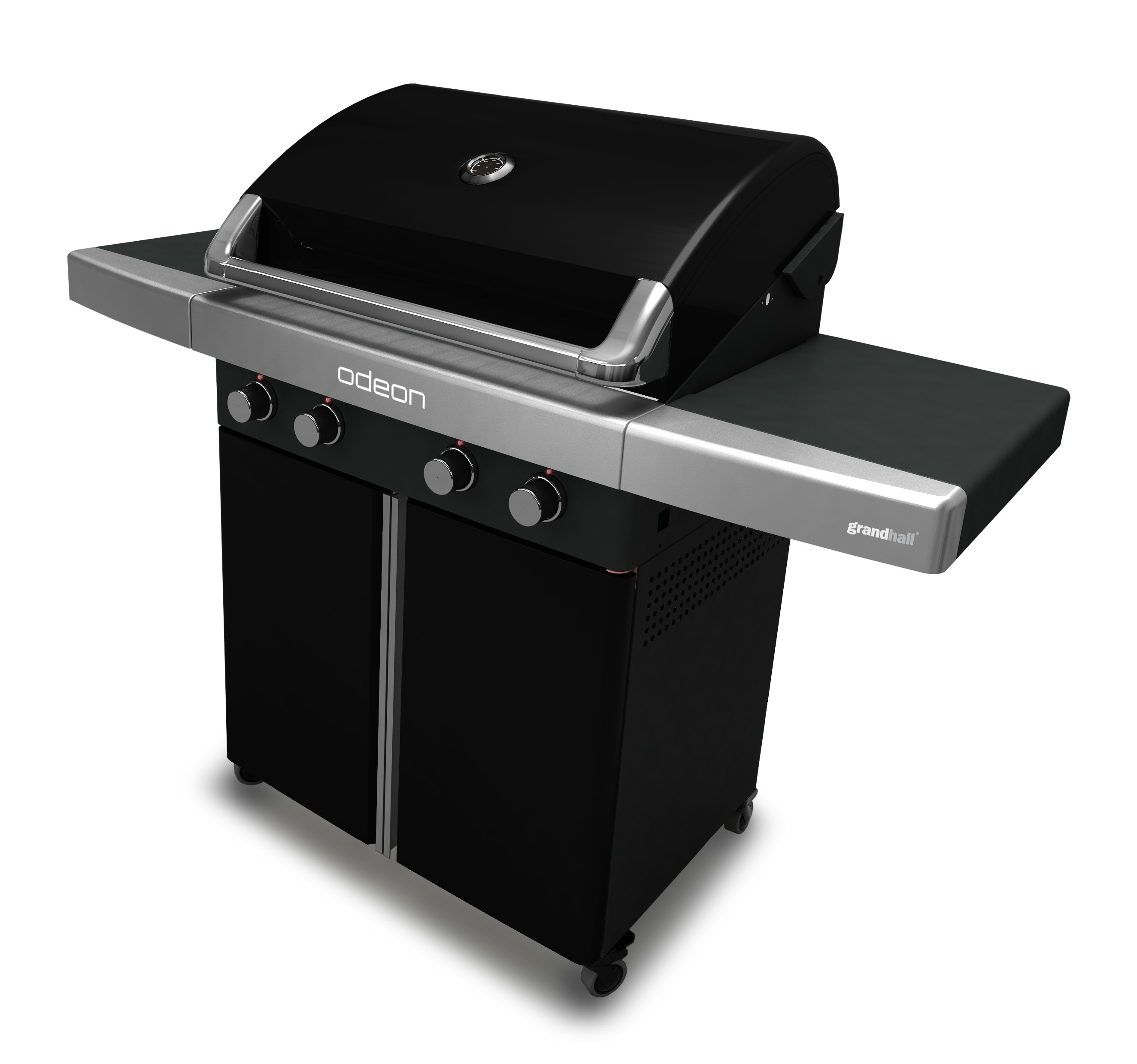 Odeon 32 Grill Black The Barbecue Store Spain
