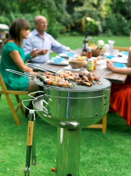 Barbecue Arena Inox Barbecook