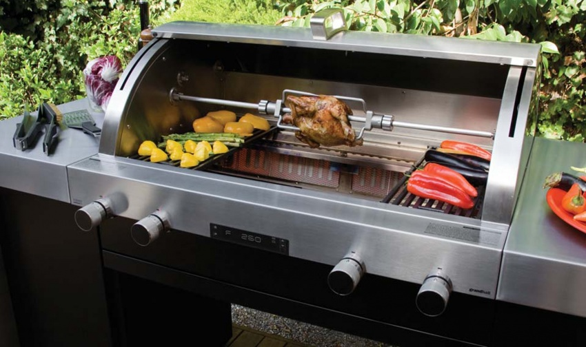 X Series 2 Grill By Porsche Design The Barbecue Store