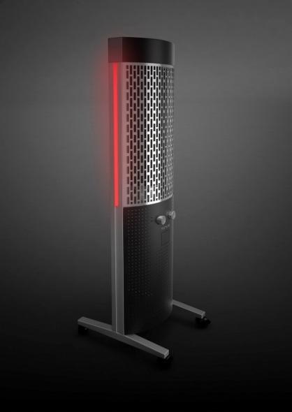Totum Patio Heater Patio Heater Review