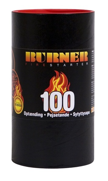Burner Fire Starter 100 p. - The Barbecue Store Spain