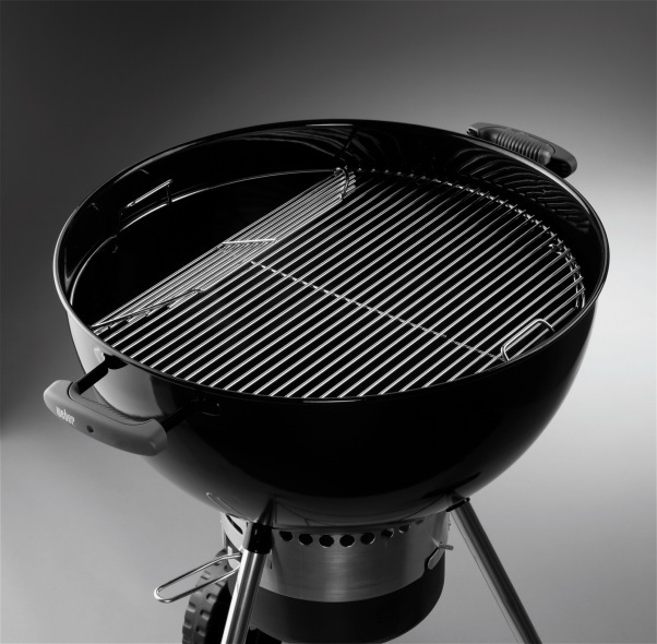Weber original kettle premium 57 cm black charcoal barbecue - Weber kettle 57 ...
