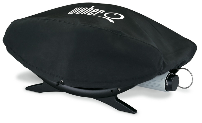 vinyl grill cover for weber q 200 series the bbq store spain. Black Bedroom Furniture Sets. Home Design Ideas
