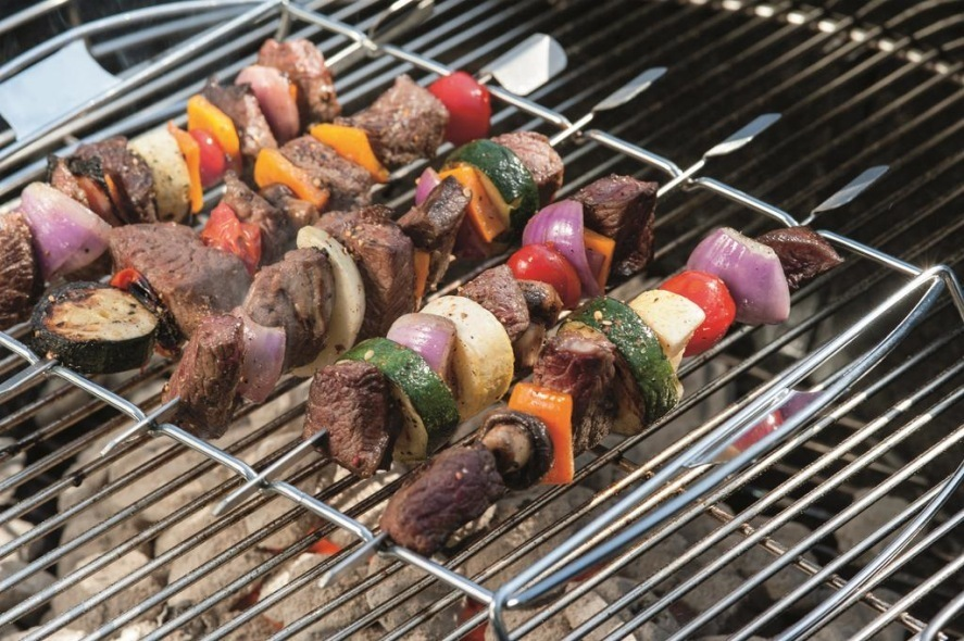 Weber Kebab Set The Barbecue Store Spain