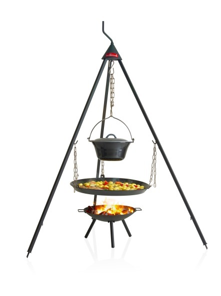 Pan For Tripod Barbecue The Barbecue Store Spain