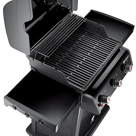 weber spirit classic e 310 black the barbecue store spain. Black Bedroom Furniture Sets. Home Design Ideas