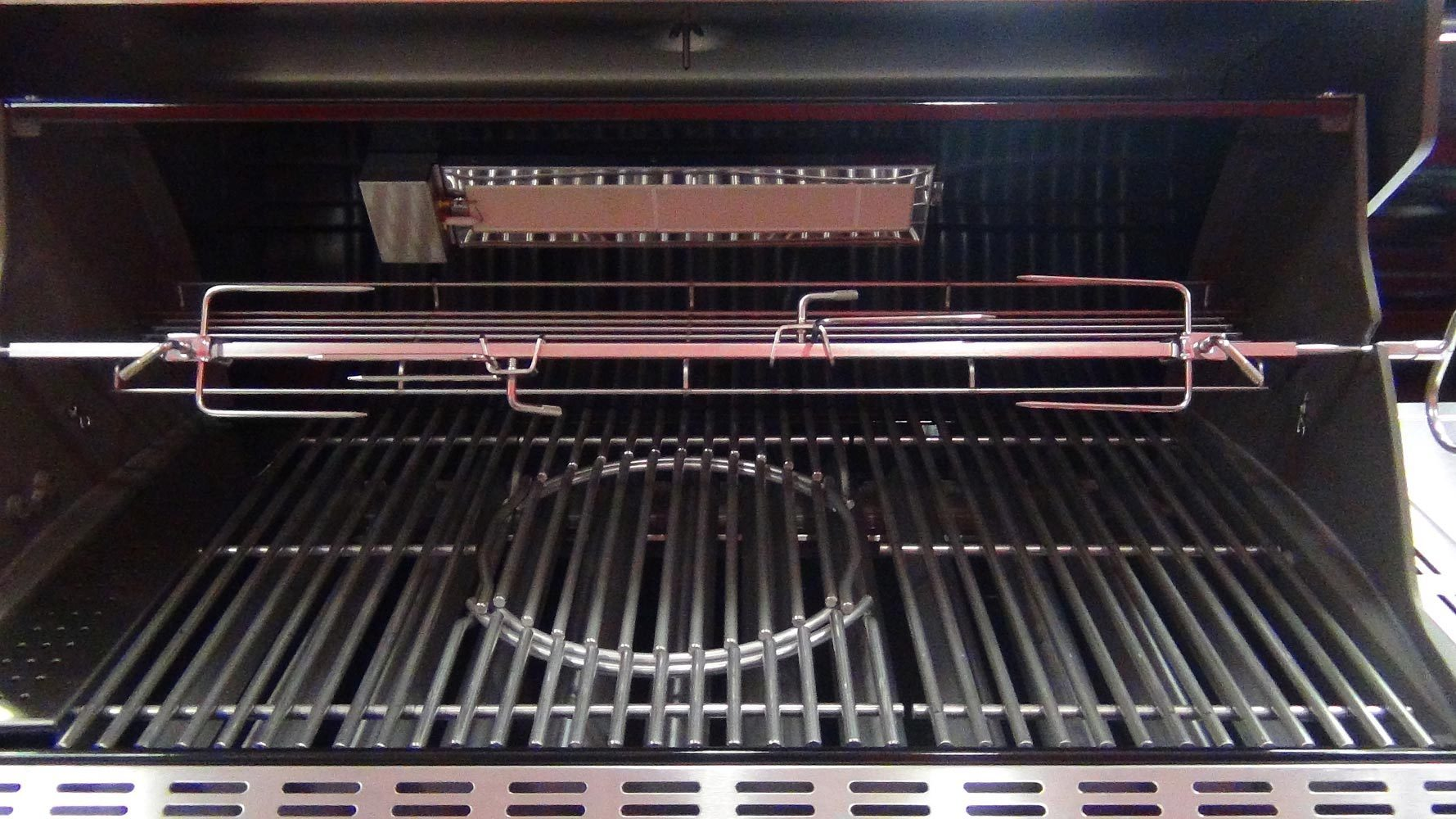 Weber Summit S 670 Bbq Gbs Stainless Steel The Barbecue