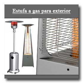 Coleccion invierno estufas chimeneas - Estufas exterior gas ...