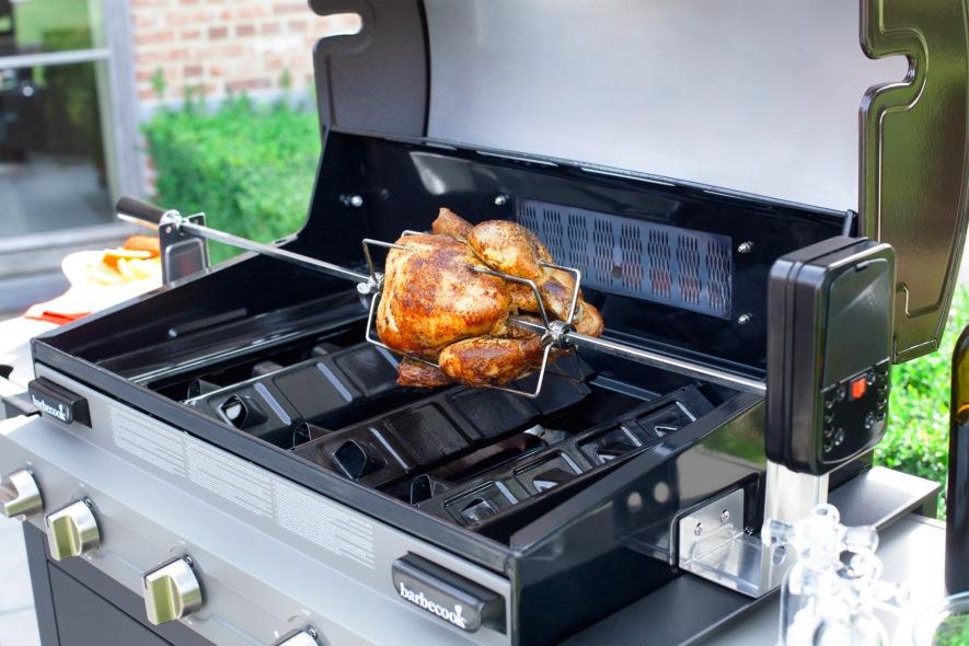 barbecook brahma 5 2 kleinster mobiler gasgrill. Black Bedroom Furniture Sets. Home Design Ideas