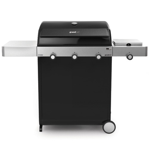 Grandhall It Grill Gas Bbq The Barbecue Store Spain
