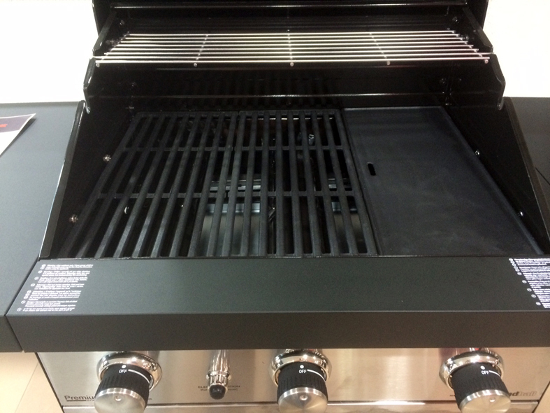 Grandhall Premium Gt3 Foldable Gas Bbq The Barbecue