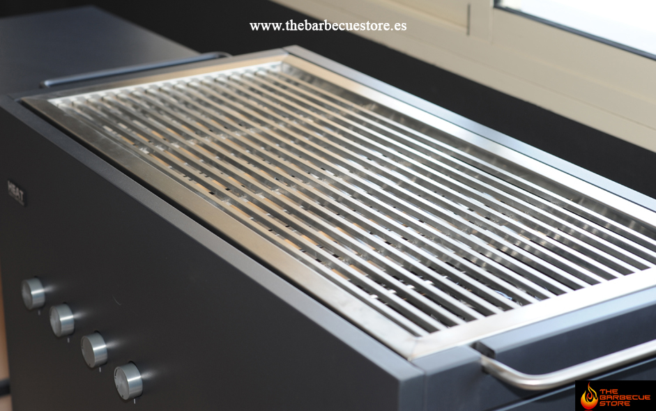Heat 4 Black Bbq Modern Barbecues Design In Spain