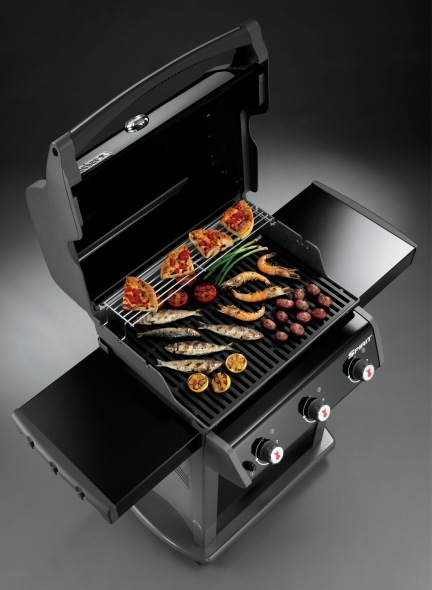 barbacoa weber spirit original e 310 the barbecue store. Black Bedroom Furniture Sets. Home Design Ideas