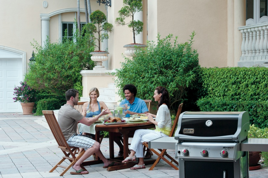 barbacoa weber spirit premium e 310 the barbecue store. Black Bedroom Furniture Sets. Home Design Ideas