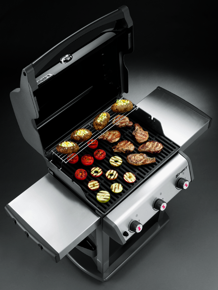 weber spirit premium e 310 bbq the barbecue store. Black Bedroom Furniture Sets. Home Design Ideas