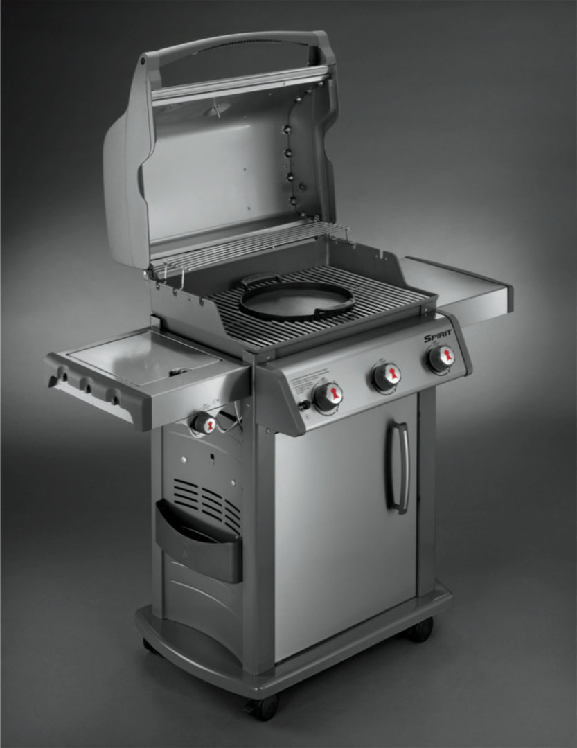 weber spirit premium s 320 gbs gas bbq the barbecue. Black Bedroom Furniture Sets. Home Design Ideas