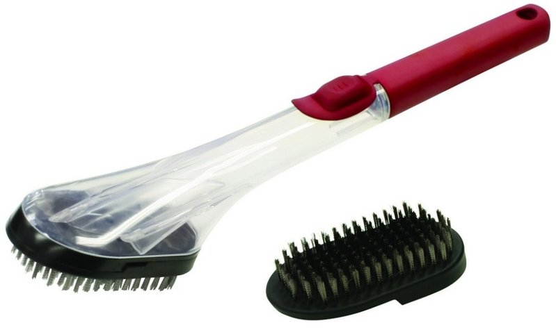 Deluxe Steam Grill Brush The Barbecue Store Spain