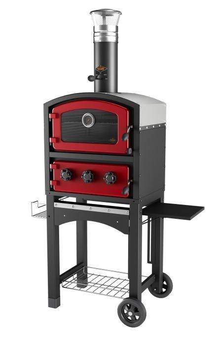 Fornetto horno de le a horno para pizza y ahumador comprar - Hornos de lena metalicos ...