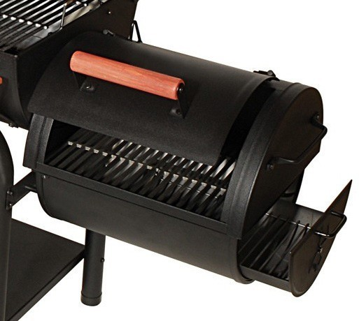 Side Fire Box Table Top Charcoal Bbq The Barbecue