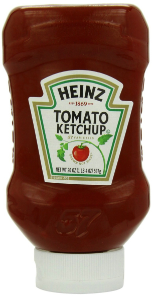 Tomato Ketchup Heinz 700 Gr The Barbecue Store Spain