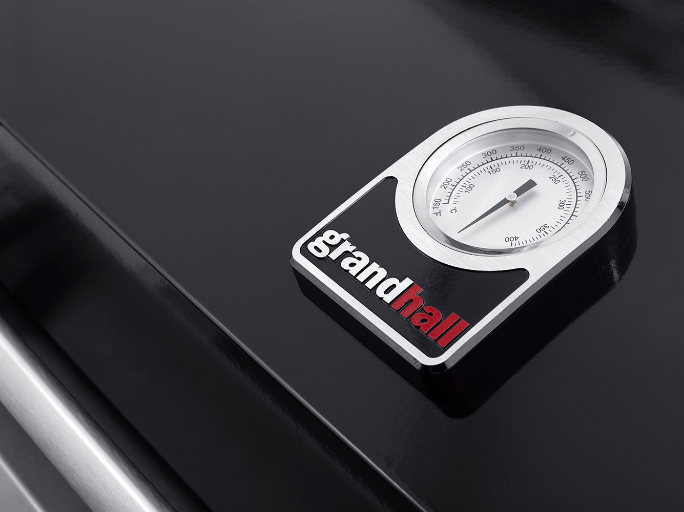 Grandhall Premium Gt3 Built In Gas Bbq The Barbecue