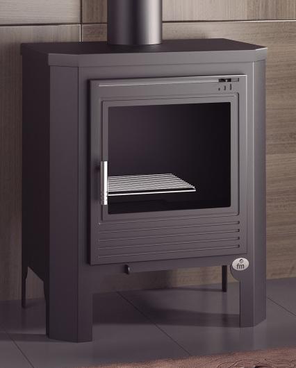 Estufa de le a modelo m 101 la mejor tienda de estufas for Modelos estufas a lena