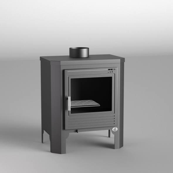 Estufa de le a modelo m 101 la mejor tienda de estufas - Mejor estufa de lena ...