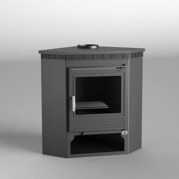 Estufa de le a rinconera modelo m 105 estufas de le a al - Modelos de estufas de lena ...