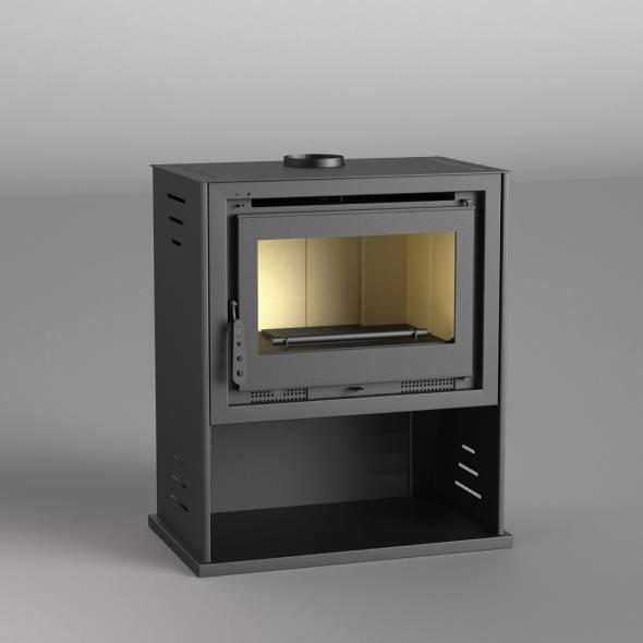 Estufa de le a modelo m 203 la mejor tienda de estufas - Mejor estufa de lena ...