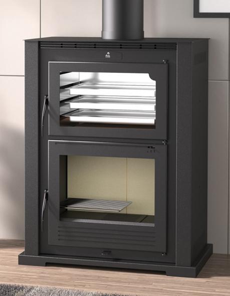 Horno de le a modelo hl 100 la mejor tienda de hornos de - Modelos de hornos de lena ...