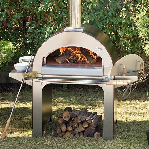 Horno De Le A 4 Pizze Cobre Hornos De Le A Al Mejor Precio