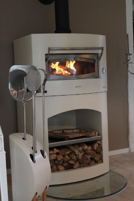 Horno de le a para interior mod calore the barbecue store - Hornos de lena metalicos ...