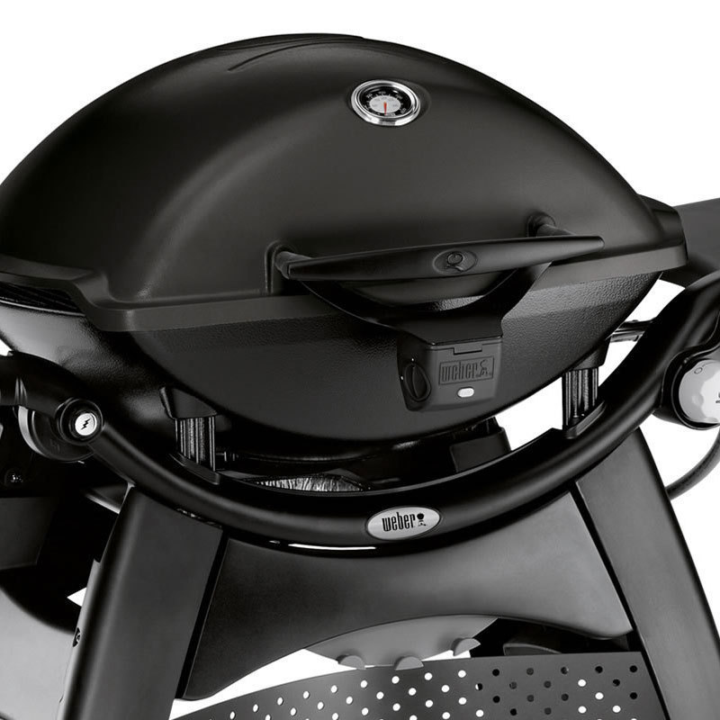 barbecue weber q 3200 black