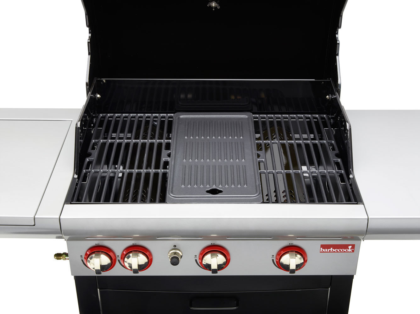 reversible cast iron griddle barbecook the barbecue. Black Bedroom Furniture Sets. Home Design Ideas