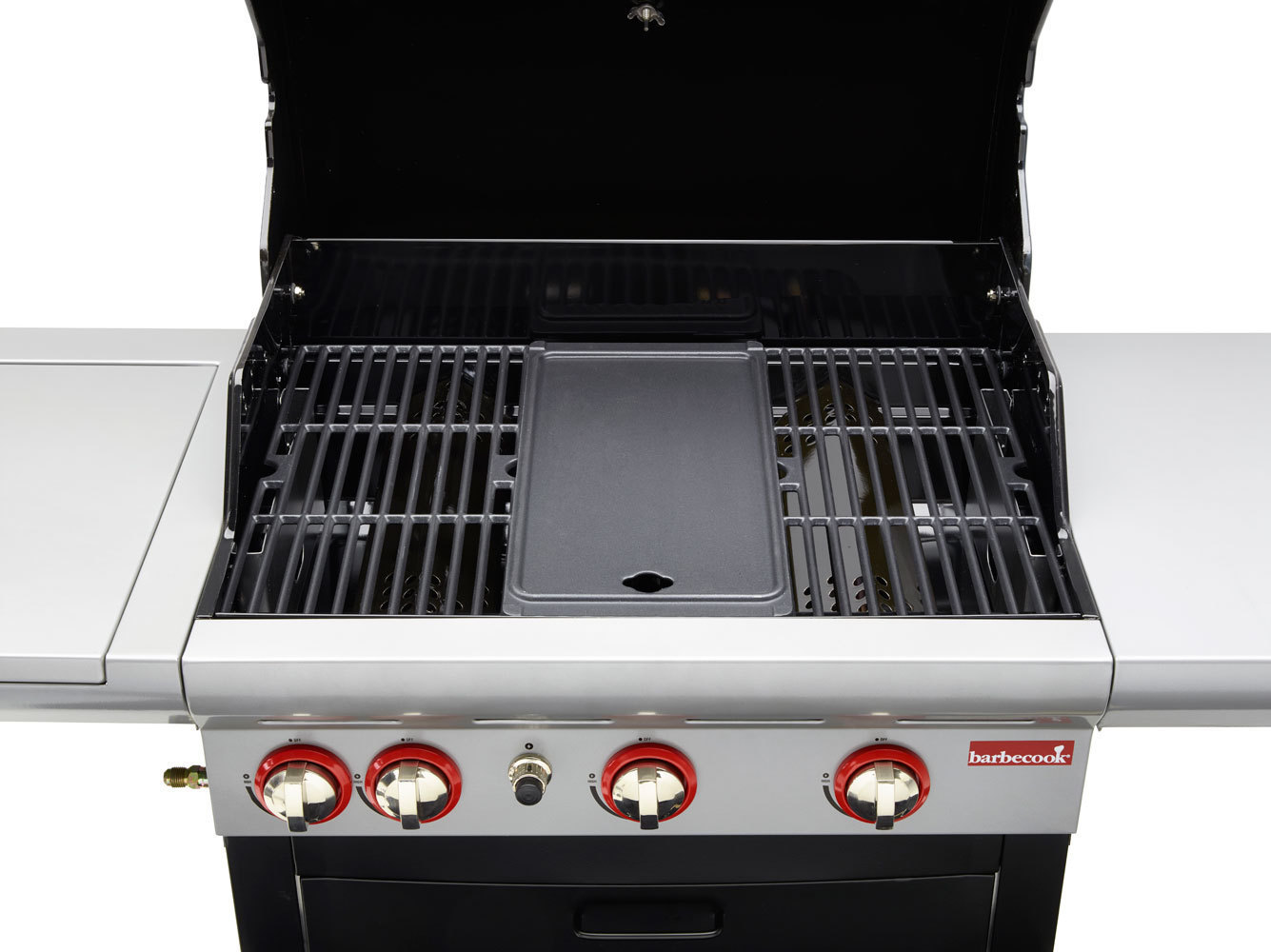 Plancha reversible hierro fundido barbacoas barbecook comprar - Barbacoas hierro fundido ...