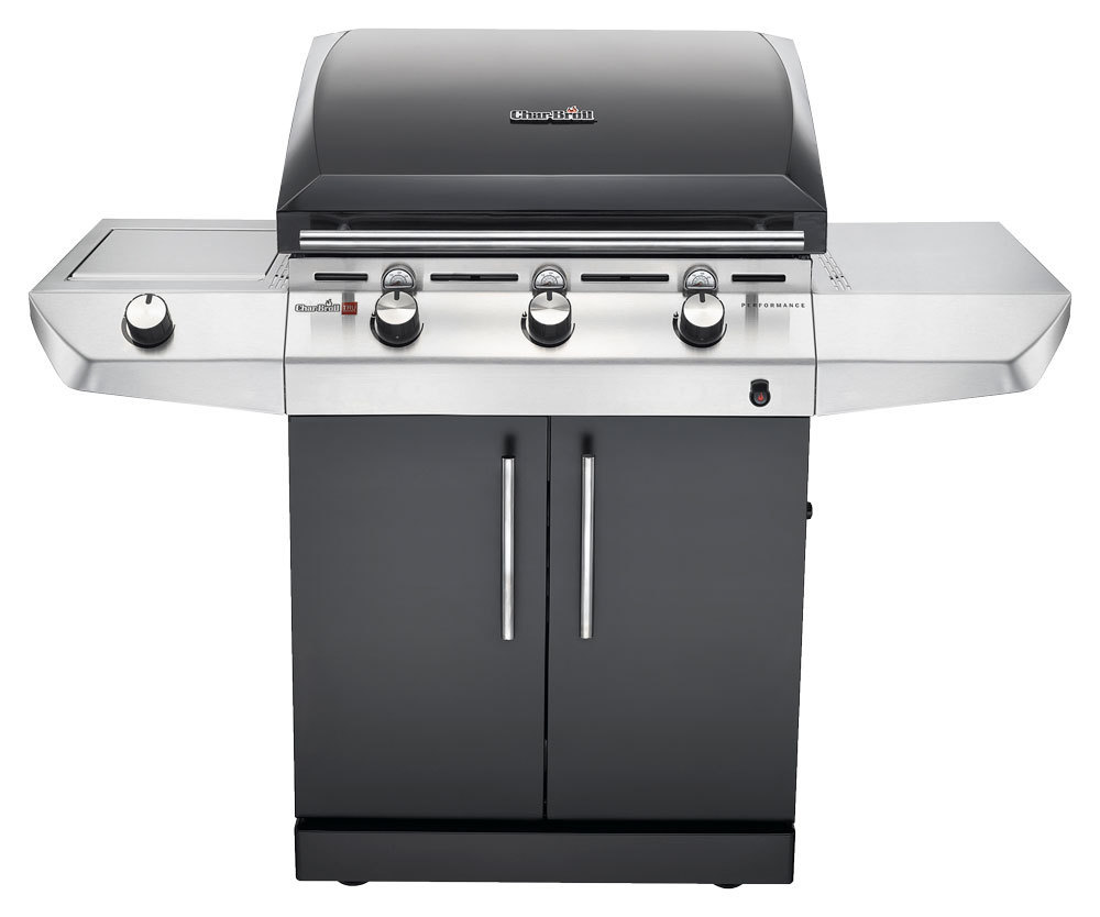 char broil performance t 36g black gas bbq the barbecue. Black Bedroom Furniture Sets. Home Design Ideas