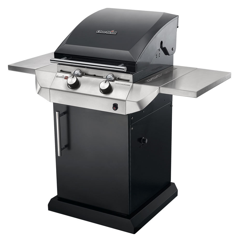 char broil performance t 22g black gas bbq the barbecue. Black Bedroom Furniture Sets. Home Design Ideas