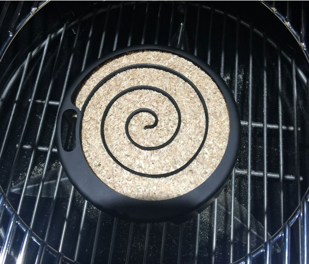 Weber Cold Smoker The Barbecue Store Spain