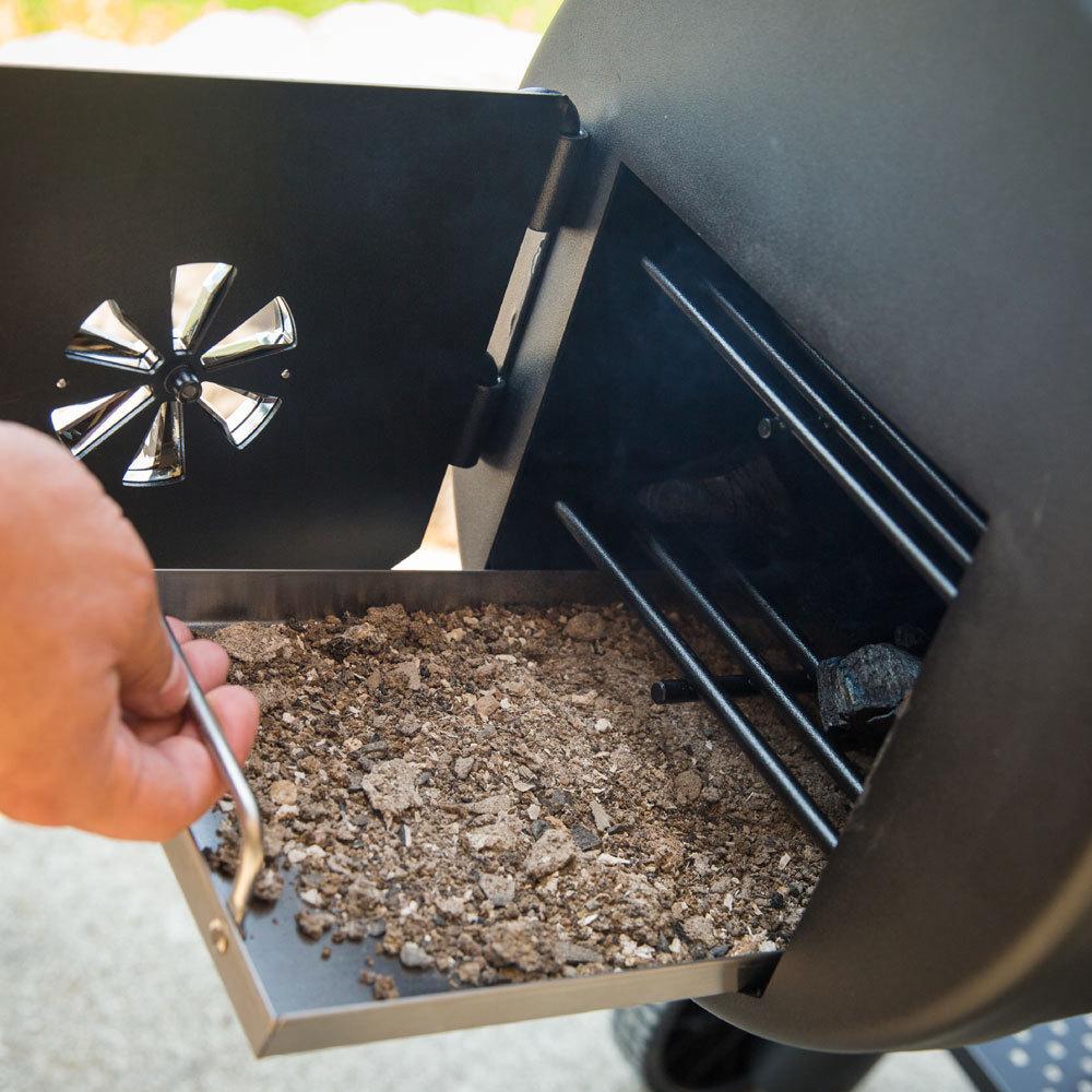 Barbacoa ahumador de carb n y le a la mejor tienda de - Carbon para barbacoa ...