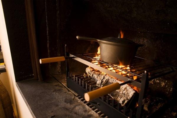 Coleccion invierno estufas chimeneas - Salvachispas para chimeneas ...