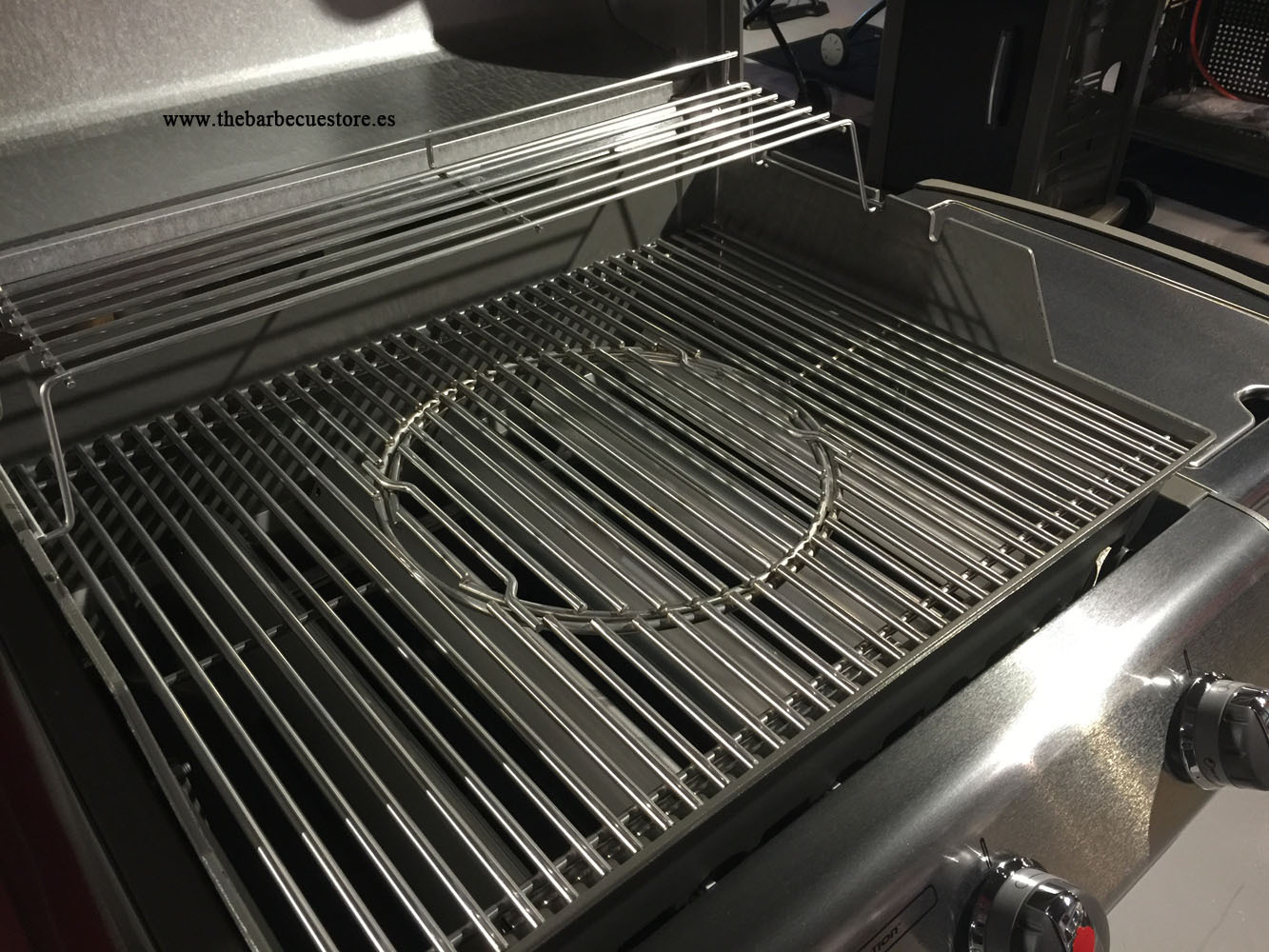 Weber Genesis S 330 Gbs Stainless Steel Bbq The Barbecue