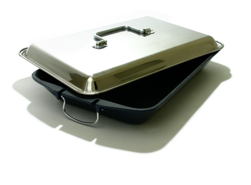 Cast Iron Cooking Pan With Lid The Barbecue Store Bbqs