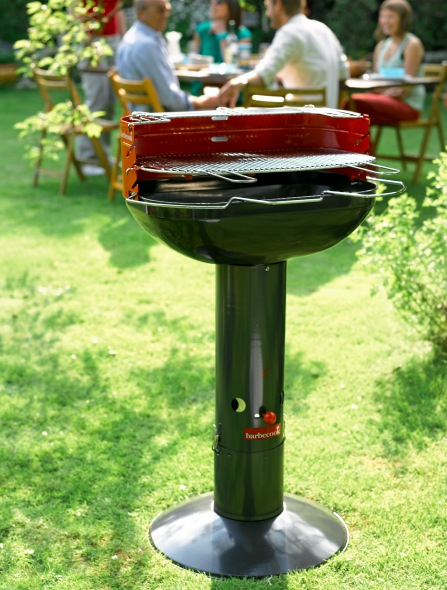 Arena Ceram Charcoal Barbecue Barbecook