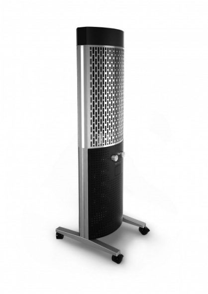 Totum Hls Heat Ligth Amp Sound Patio Heater The
