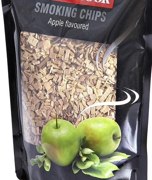 Astillas madera para ahumado sabor manzana barbacoas online for Astillas de madera para jardin