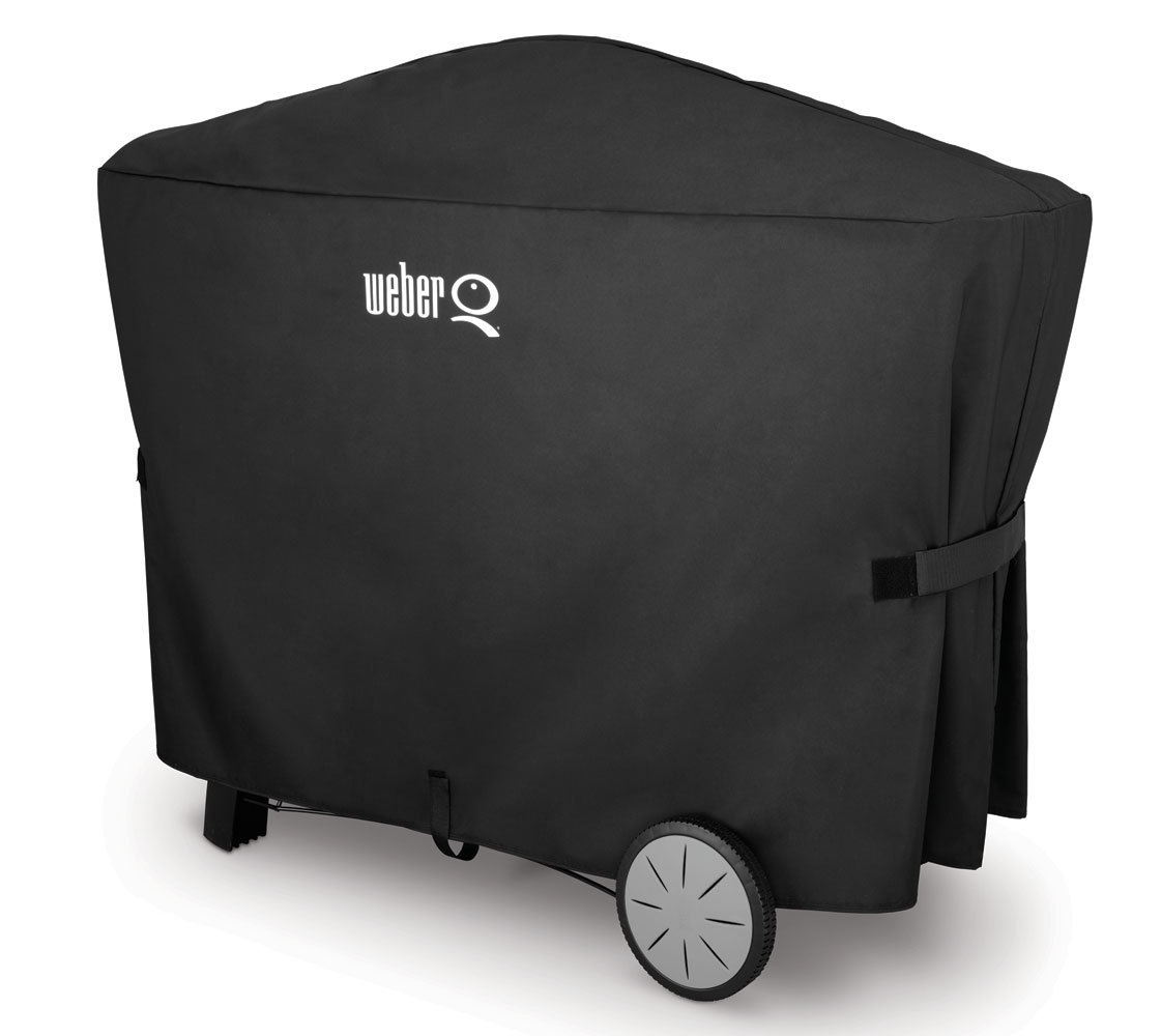 premium cover for weber q 300 3000 bbq the barbecue store. Black Bedroom Furniture Sets. Home Design Ideas