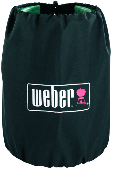 Weber Cover for gas bottle 6 kgs - The Barbecue Store Spain
