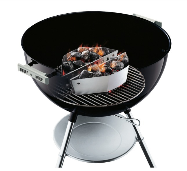 Charcoal Briquette Holders Weber The Barbecue Store